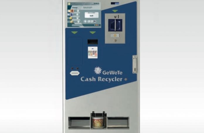 GeWeTe Cash Recycler