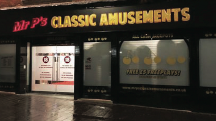 Mr P's Classic Amusements