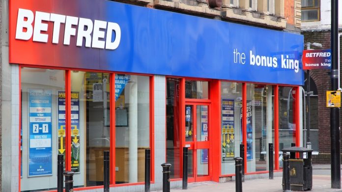 Betfred High Street