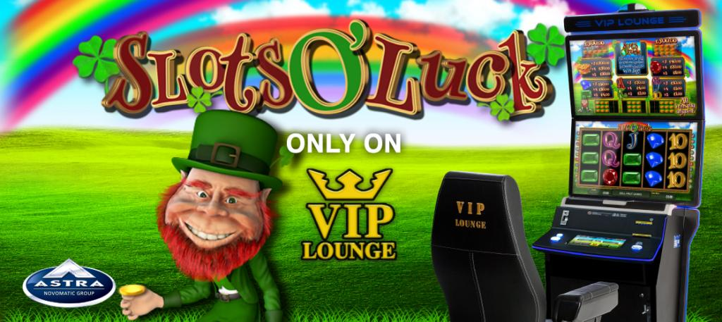 Astra Games Slots o Luck Mobile