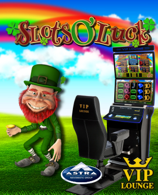 Astra Games Slots o Luck SB