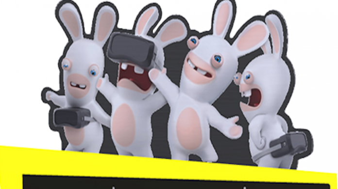 Virtual Rabbids The Big Ride Standard and Short size comparison