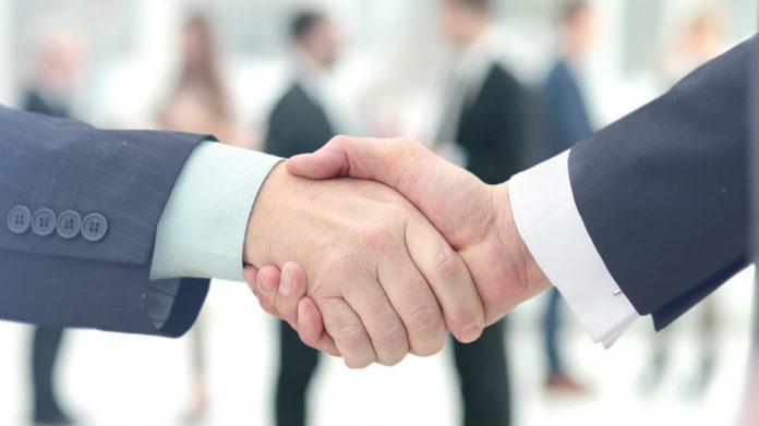 industry Handshake