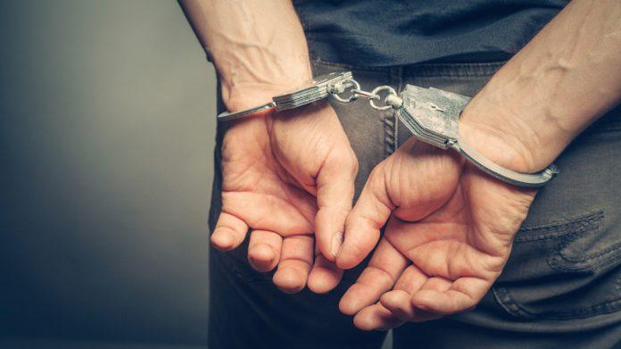 Handcuffs, crime