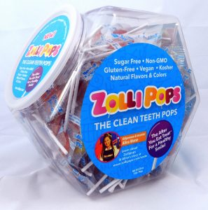 Zollipops sugarfree