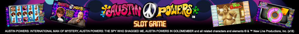Astra Games Austin Powers LB