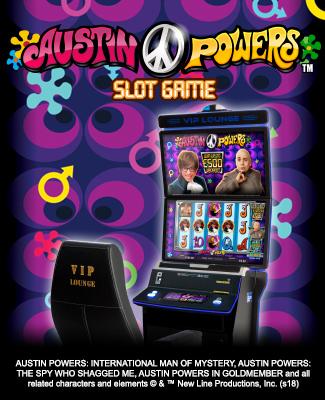 Astra Games Austin Powers SB