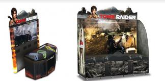 Bandai Namco Tomb raider