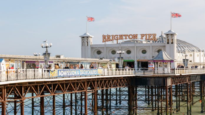 Brighton Pier, anne ackord, seaside, brighton
