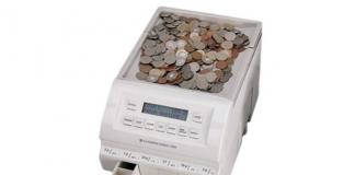 Cummins Allison, coin handling, money, technology