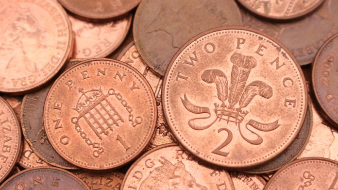 Two pence safe