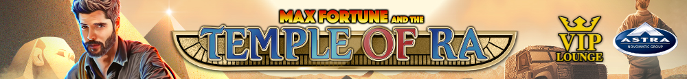 Astra Games Max Fortune Temple of Ra LB