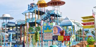 GRS Fantasy Park, Cashless, Semnox, Parafait