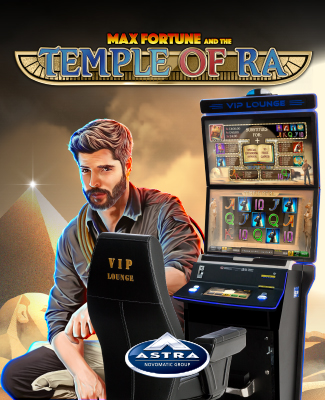 Astra Games Max Fortune Temple of Ra SB