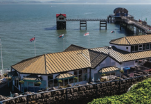 Mumbles-Pier, redevelopment