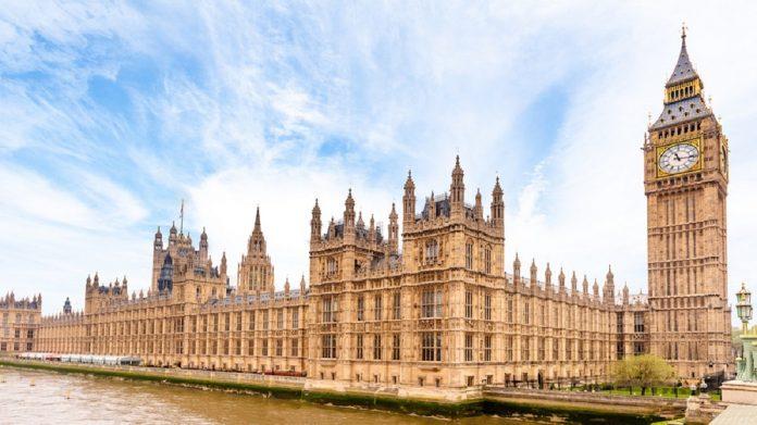 Parliament Parliamentary reception bacta Mims Davies