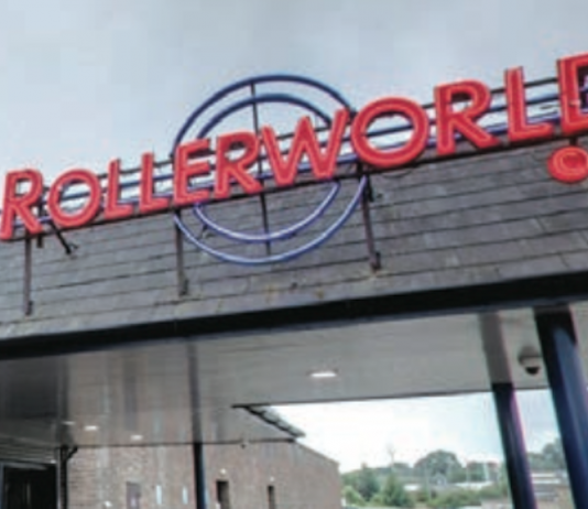 Rollerworld, expansion, arcade, colchester