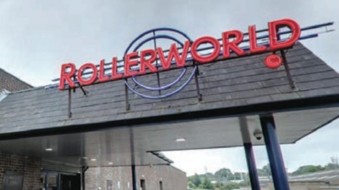 Rollerworld, expansion, arcade, colchester