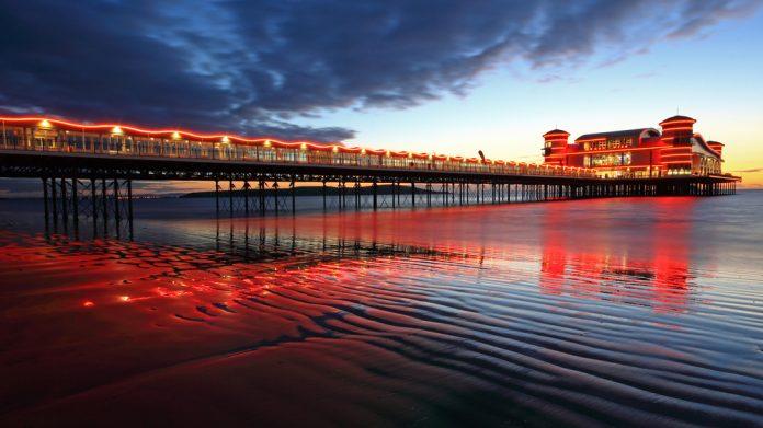 Weston-super-Mare-Grand-Pier events