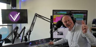 Chris Drake Verve in-house broadcasting radio