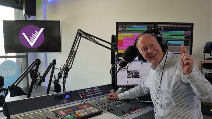 Chris Drake Verve in-house broadcasting radio