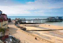 Cromer amusements, BBC One, Christmas, Leisure Land