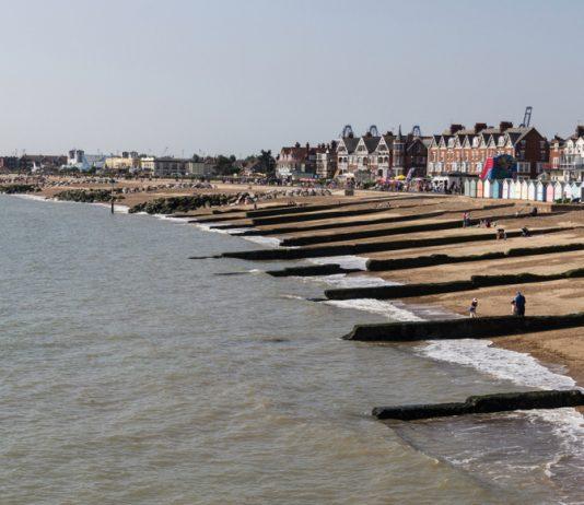 Felixstowe, suffolk, seaside, Coastal Communities Fund
