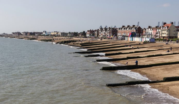 Felixstowe, suffolk, seaside, Coastal Communities Fund