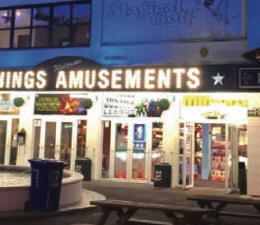 Mannings Amusement Park, crime, burglary, felixstowe, christmas