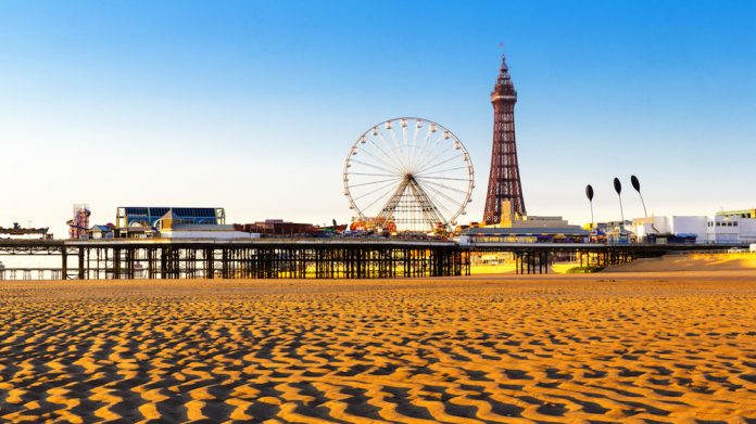 Blackpool, tourism, product, uk
