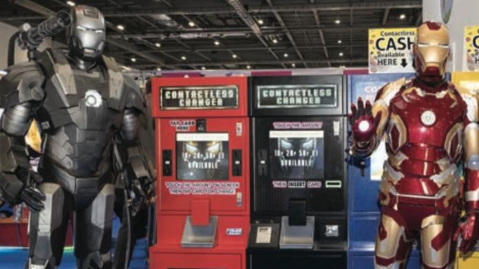 EAG, london, industry, amusements