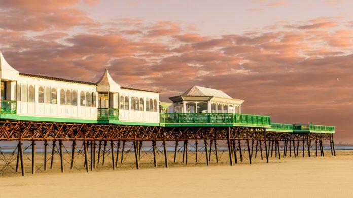 St Annes Pier, Coastal Revival Fund, investment