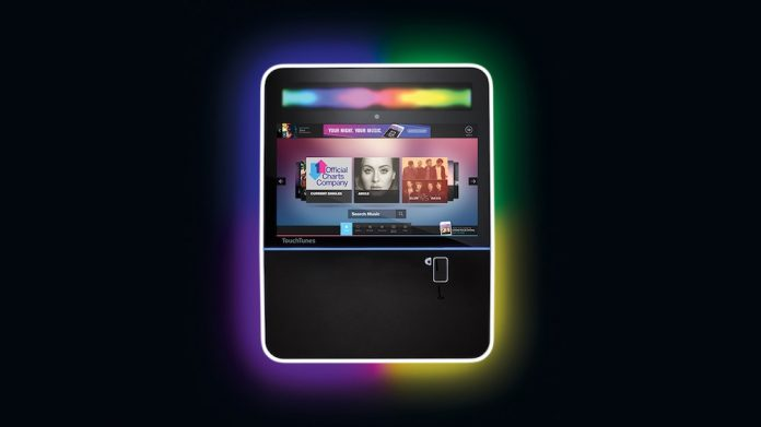 Touchtunes, Angelina, jukebox, income,