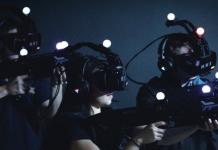 Virtual Reality, Zero Latency VR, UK, Ireland, debut