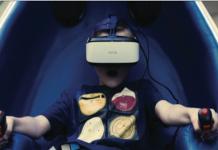 Bacta immersive technology DCMS