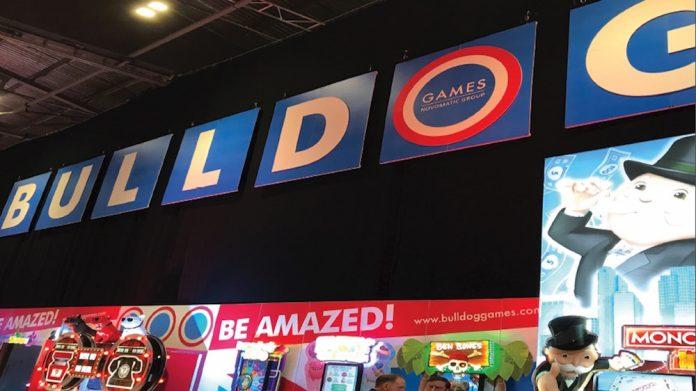 Bulldog, international distribution agreement, Warehouse of Games