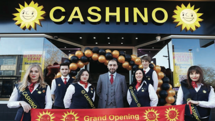 Cashino, Southampton, re-opens Egyptian, Praesepe