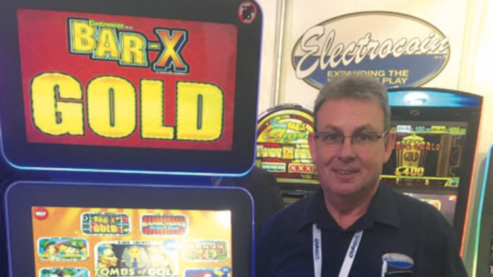 Electrocoin Innovation reliability jackpot UK gaming market