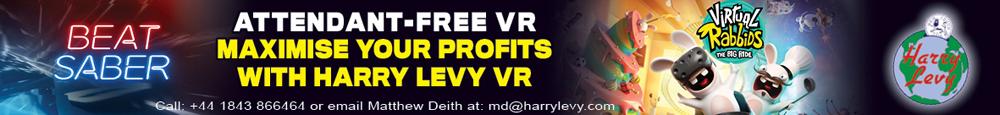 Harry Levy Attendant Free VR LB