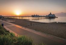 Eastbourne Pier, extension, delays, Abid Gulzar