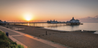 Eastbourne Pier, extension, delays, Abid Gulzar