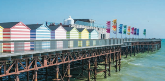 Hastings Pier, Five, retail sites, approved