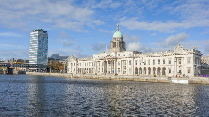 Ireland, fines, first, regulatory update