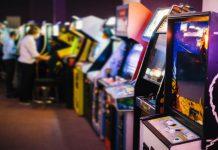 NQ64, retro gaming, Manchester, arcade