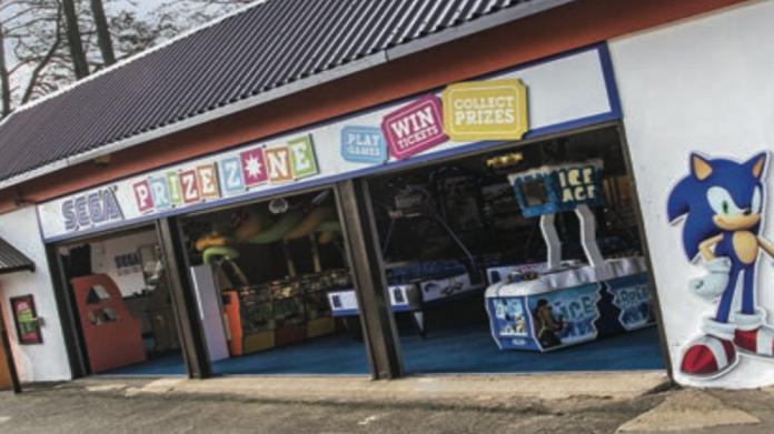 West Midland park, HB Leisure, arcade, deal
