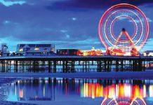 Blackpool Central Pier Hospitality Tourism