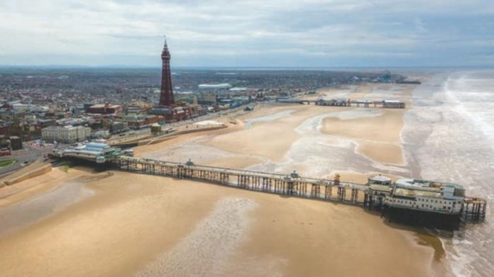 Blackpool, tourism, seaside, revival, business