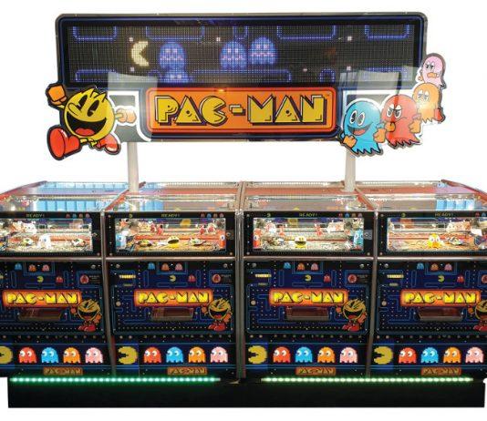 Bulldog Games PAC MAN Pusher