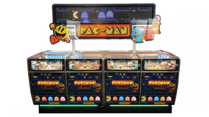 Bulldog Games PAC MAN Pusher