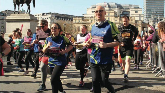 Cain's Amusements, Alzheimer, charity, marathon